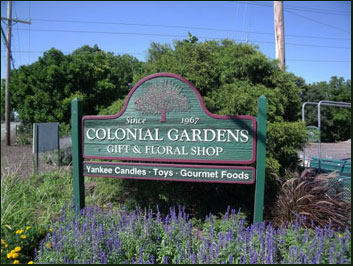 Images Gardens welcome - colonial gardens