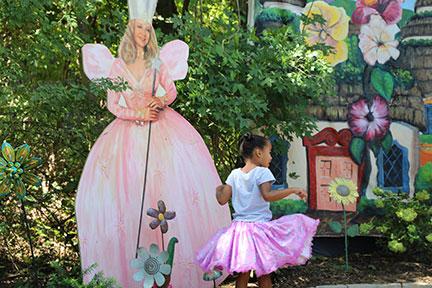 Butterfly Festival - Having Fun!